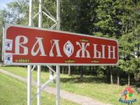 Воложин и Воложинский район обрели флаг