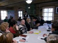 Бренд Налибокской пущи обсуждали участники семинара в Воложинском районе