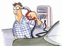 Цены на бензин повысились на 3%