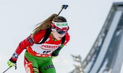 Домрачева выиграла первую индивидуальную гонку сезона