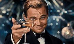 Леонардо Ди Каприо уехал из ночного клуба с 20 девушками