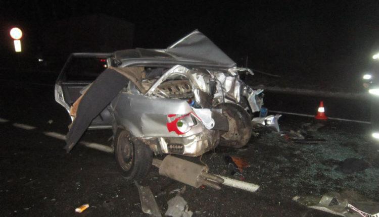18-летний житель Воложина погиб в ДТП  на трассе Минск — Молодечно — Нарочь