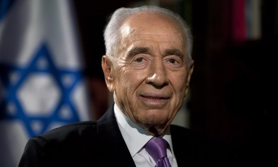 Умер бывший президент Израиля, уроженец Вишнево Шимон Перес