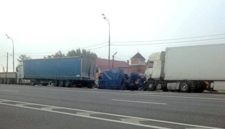 Жители Воложина погибли в ДТП под Смоленском